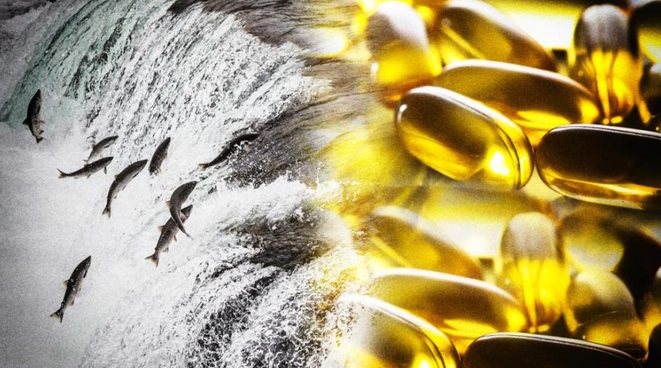 Poprawa i ochrona zdrowia poprzez zapewnienie optymalnego zaopatrzenia w kwasy tłuszczowe omega-3