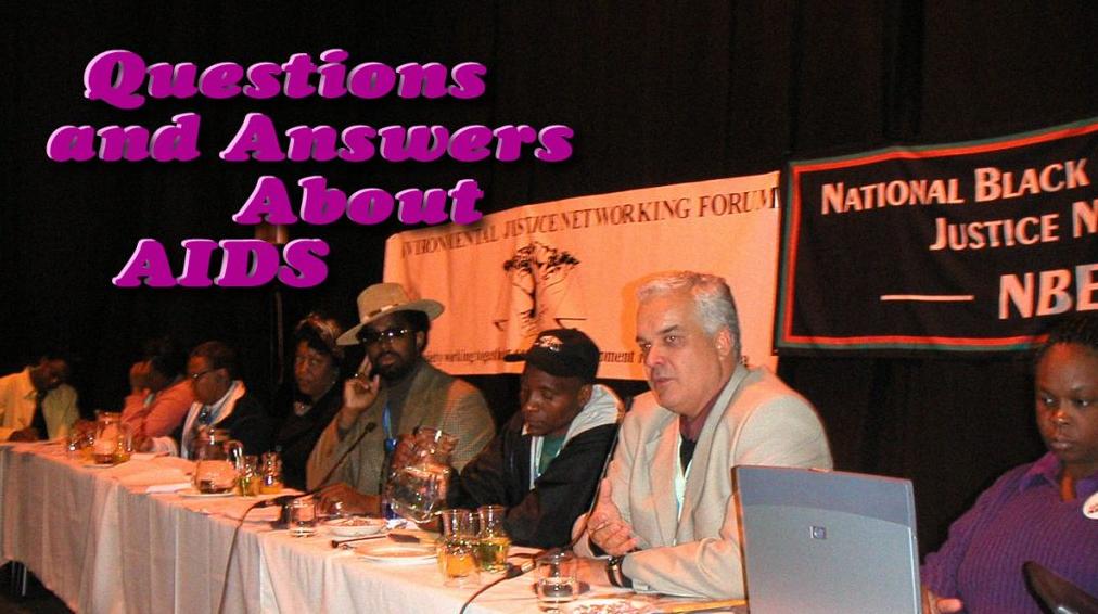 Pytania i odpowiedzi dotyczące AIDS