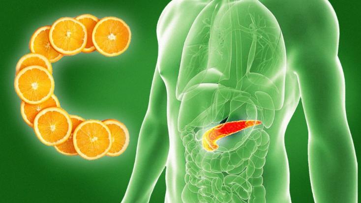 Witamina C obniża poziom cukru i ciśnienie krwi u pacjentów z cukrzycą