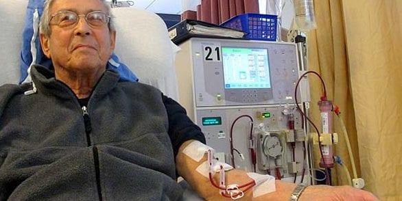 Pacjenci z przewlekłą chorobą nerek mają zwiększone ryzyko zawału serca