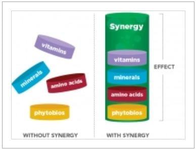 Synergia mikroelementów najskuteczniejszym podejściem do zdrowia!
