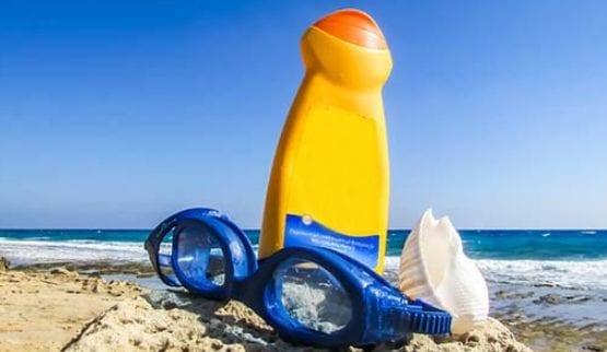 Filtr przeciwsłoneczny szkodliwy dla serca